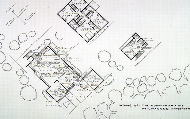 Pretty neat some hand drawn floorplans of some tv movie for Southfork house plan