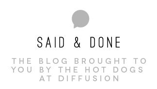 Said & Done Blog
