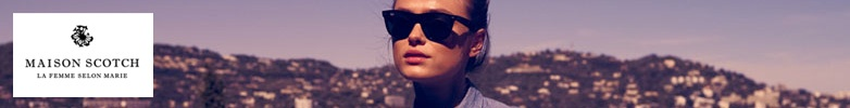 Silk Maison Scotch Sunglasses