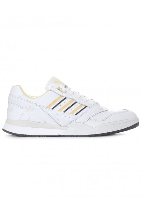 a8cc031fc91 A.R. Trainer Shoes. Adidas Men's A.R. Trainer Shoes Footwear White/Easy  Yellow/Crystal White