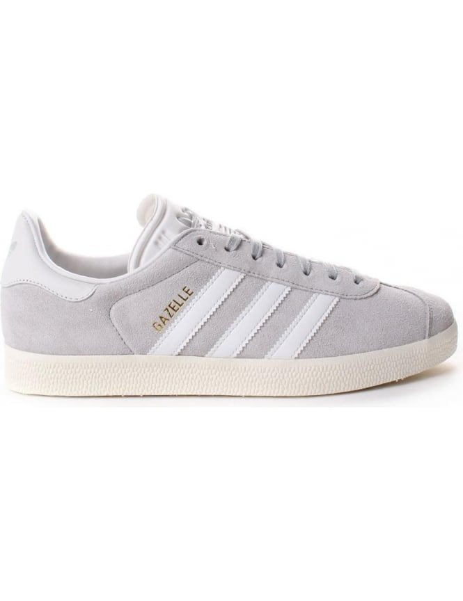 promo code b76f5 f6aa0 Gazelle Mens Lace Up Trainer Grey
