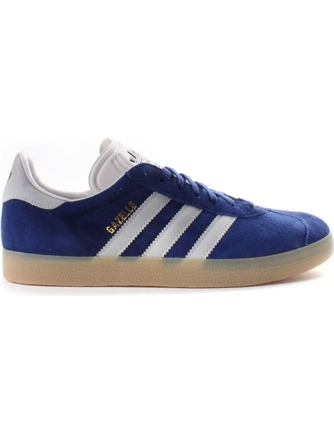 Adidas Gazelle Men's Lace Up Trainer Ink