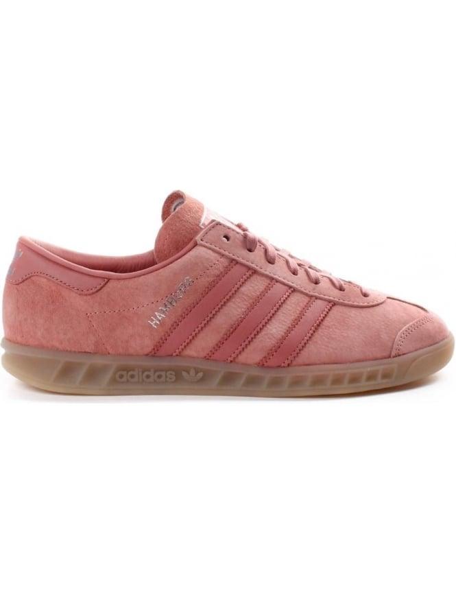 adidas hamburg raw pink