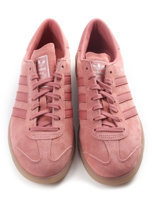 adidas hamburg womens pink