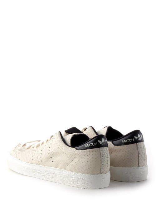 quality design d0fa8 f931a Matchplay Men  039 s Lace Up Trainer Chalk