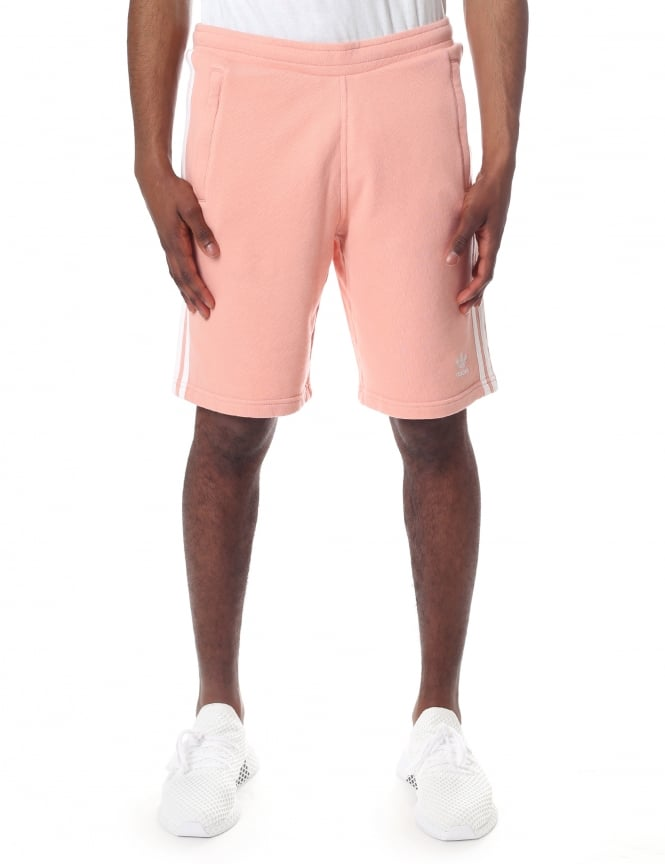 Adidas Men's 3 Stripe Shorts