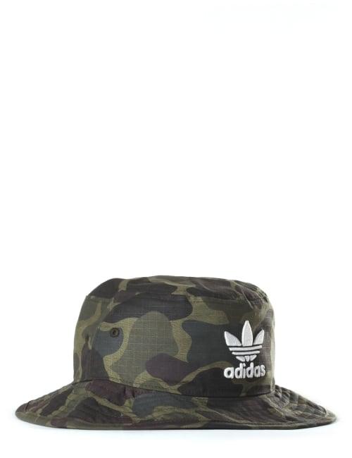 2ba53c5490999 Adidas Men s Camo Bucket Hat
