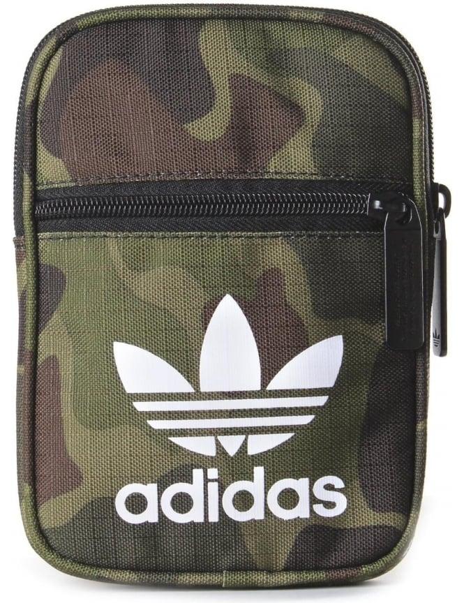 a94c29e8f1 Adidas Men s Camouflage Festival Bag