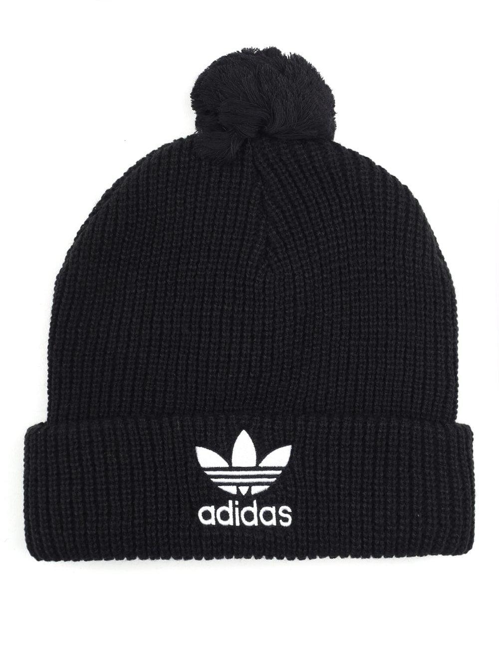 Adidas Men s Pom Pom Beanie Hat 75a4fb8a1