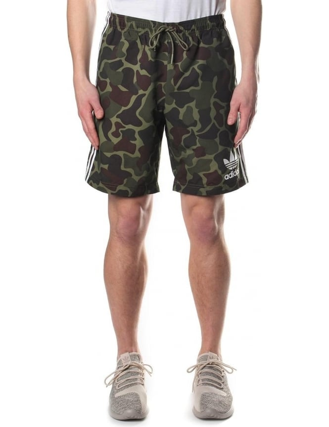 new product b5a4f dce08 Originals Men  039 s Camouflage Board Shorts