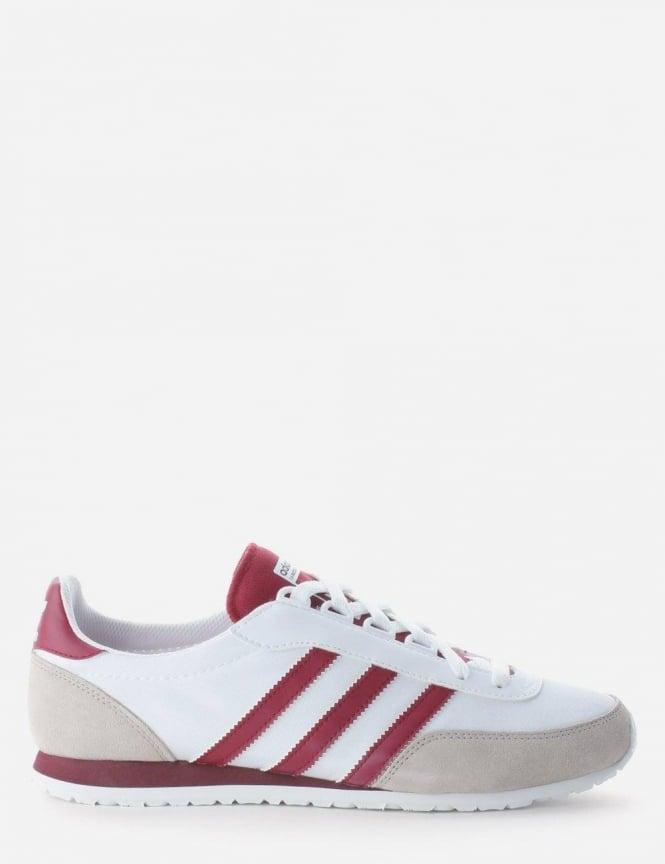 adidas stripe trainers
