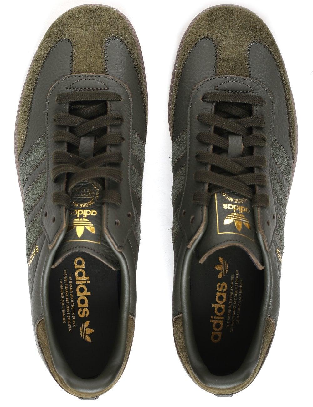 Adidas Men s Samba OG FT Trainer d716636a8