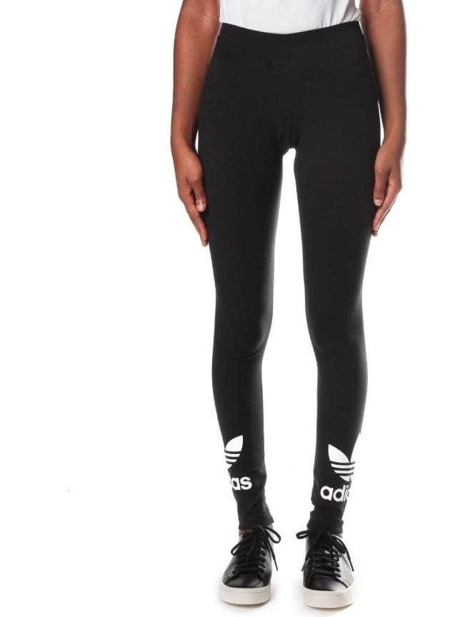 82f973fa7 Adidas Super slim Women s Trefoil Leggings