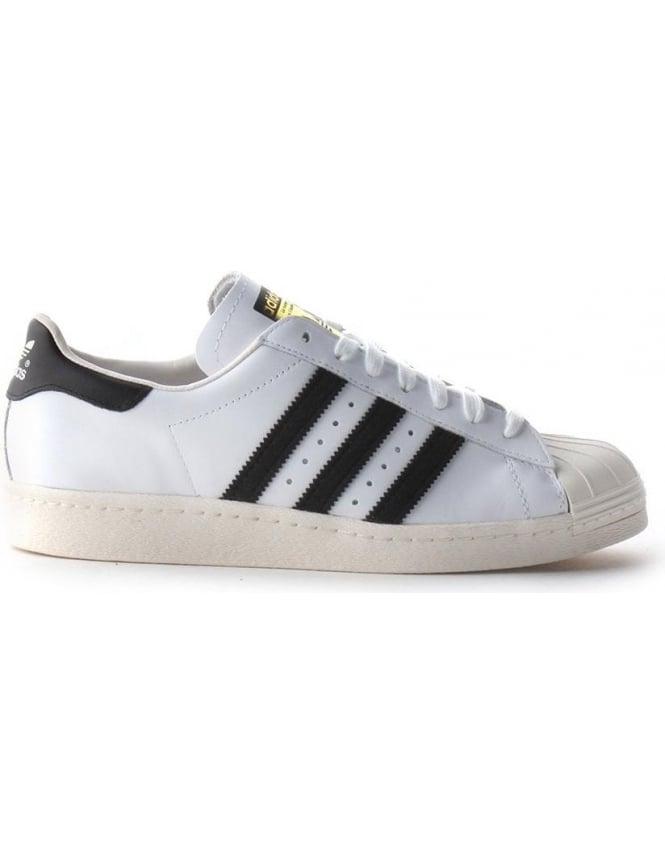 b5802c5e7f6c Adidas Superstar Men s Shell Toe Trainers White Black