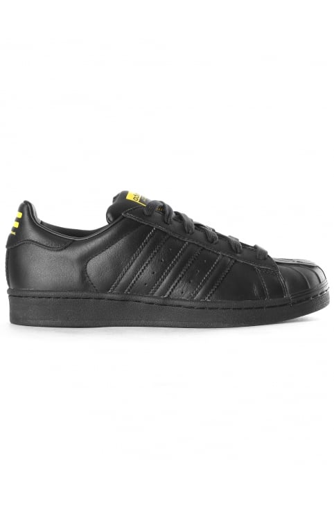 Superstar Women's Pharrell x Supershell Trainer Black