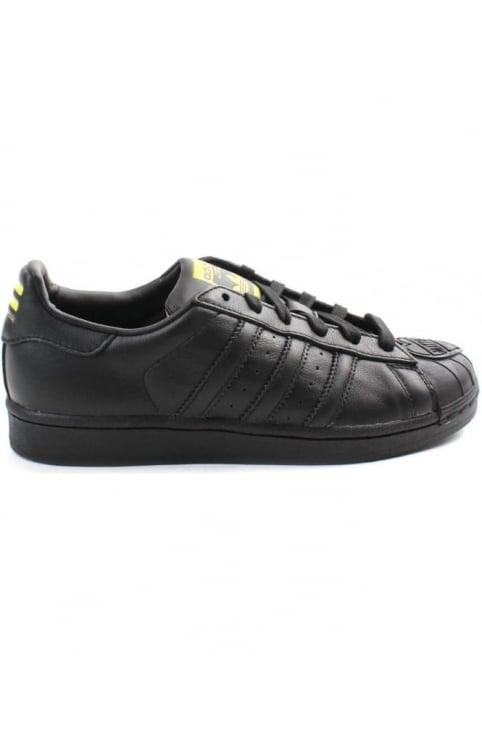 Superstar X Pharrel Women's Trainer Black