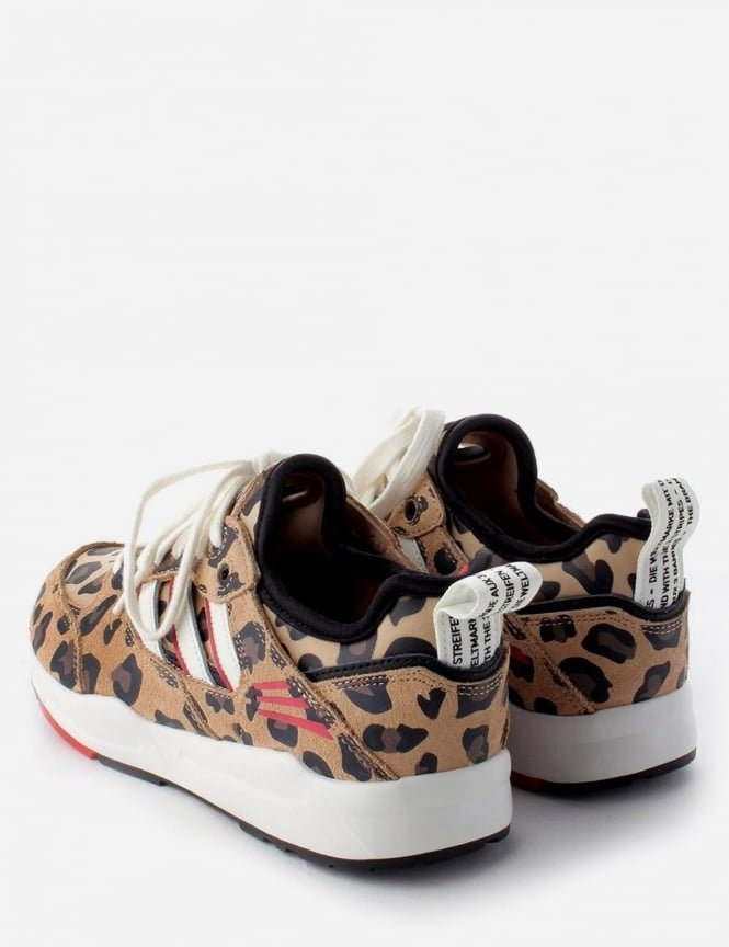 ac073928 Adidas Tech Super Women's Trainer Leopard