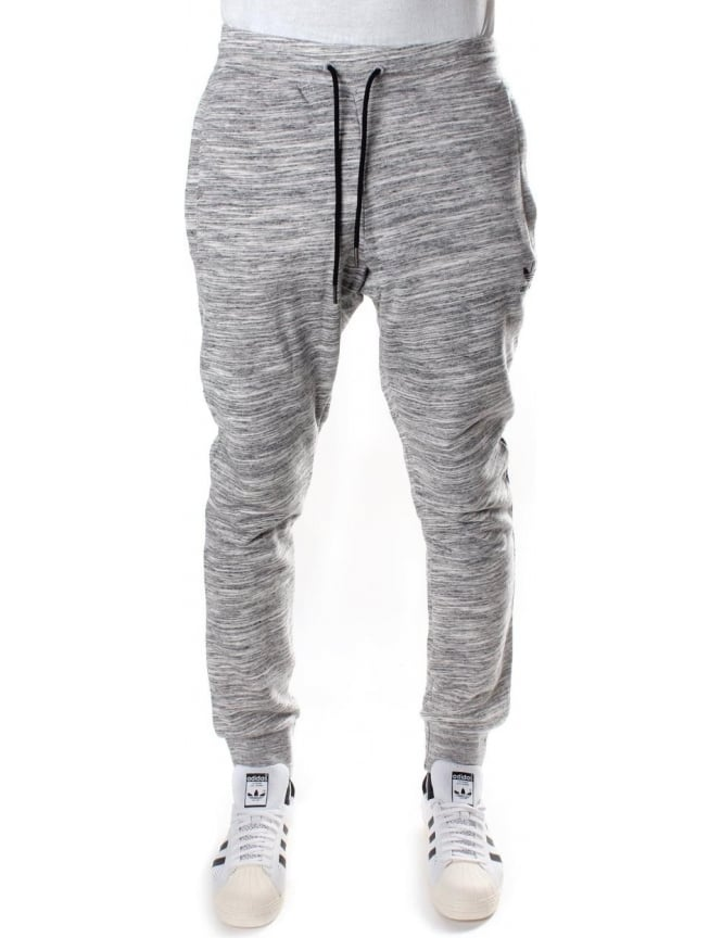 Adidas Tie Waist Men's Sweat Pants
