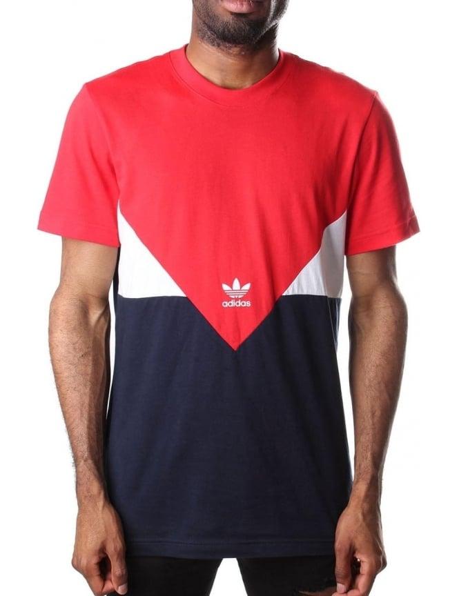 f8b991e9e8dd Adidas Trefoil Logo Men s Crew Neck T-Shirt