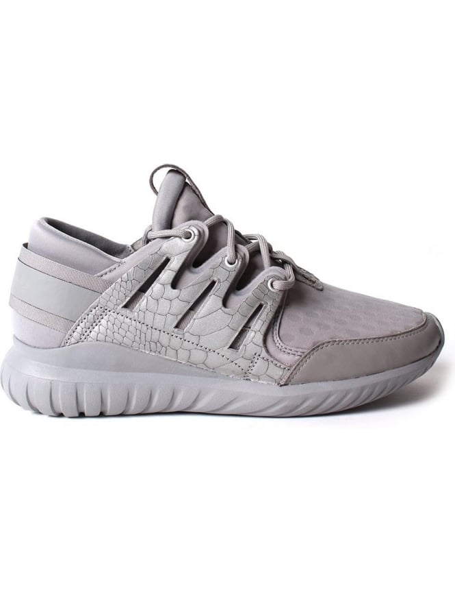 Adidas Tubular Grey Mens