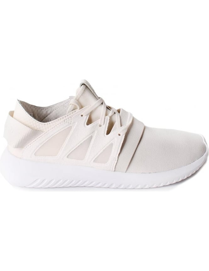 16b0842333f Adidas Tubular Women s Viral Lace Up Trainer White