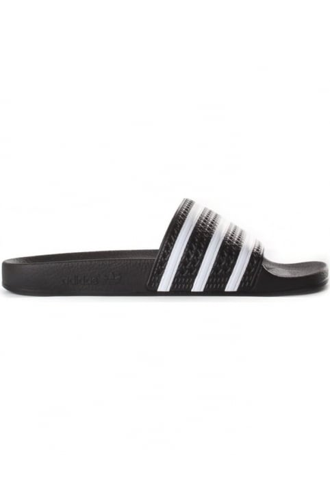 Unisex Adilette Slides Core Black/White