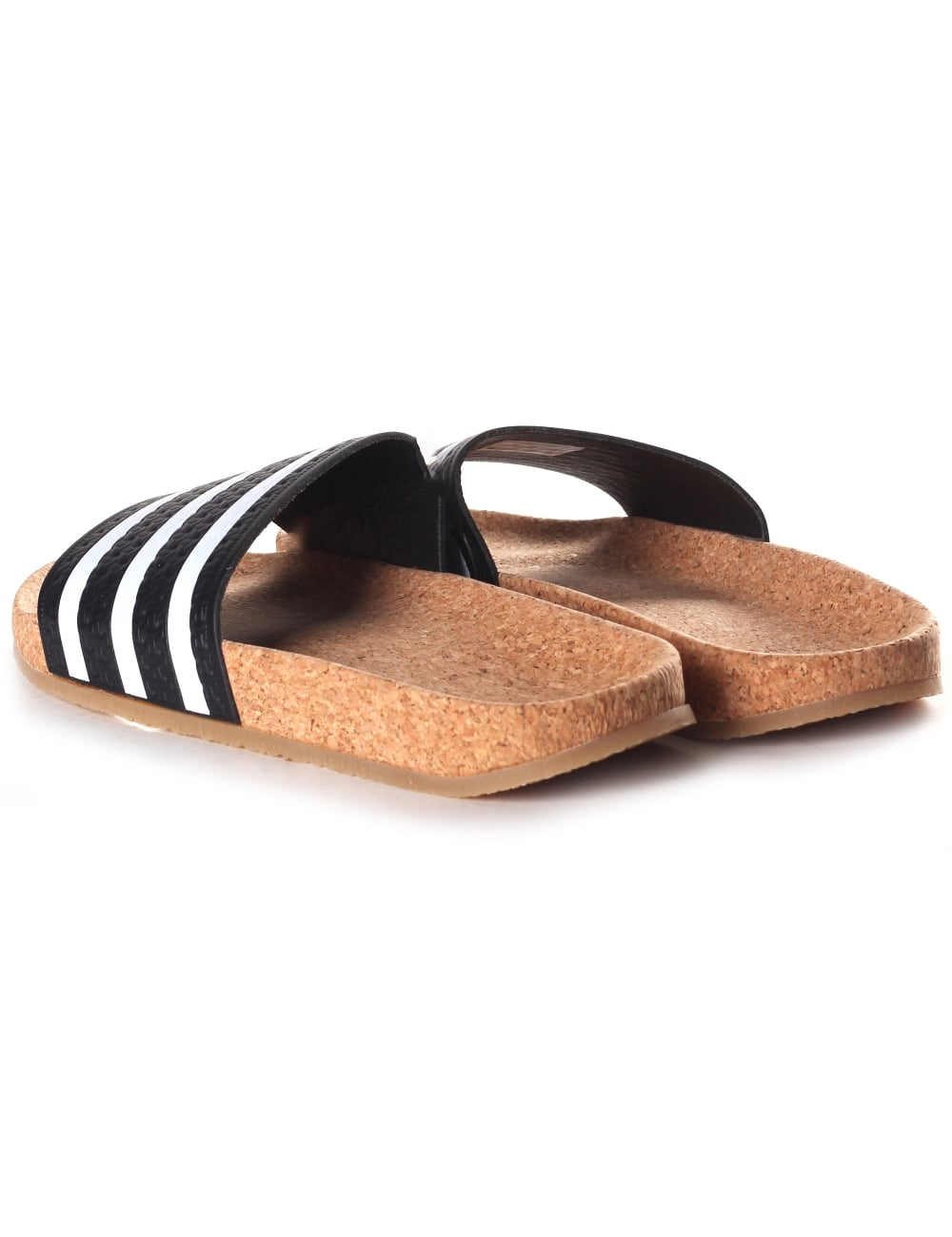 8ae308f81a1b Adidas Women s Adilette Cork Slides