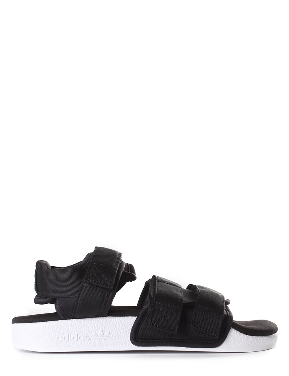 06f5348bbac9e3 Adidas Women s Adilette Sandal Core Black White