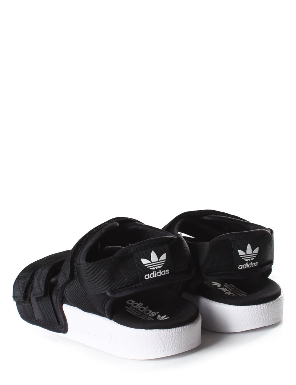 Buy adidas sandals womens black   OFF66% Discounted 4a5ee59cd2