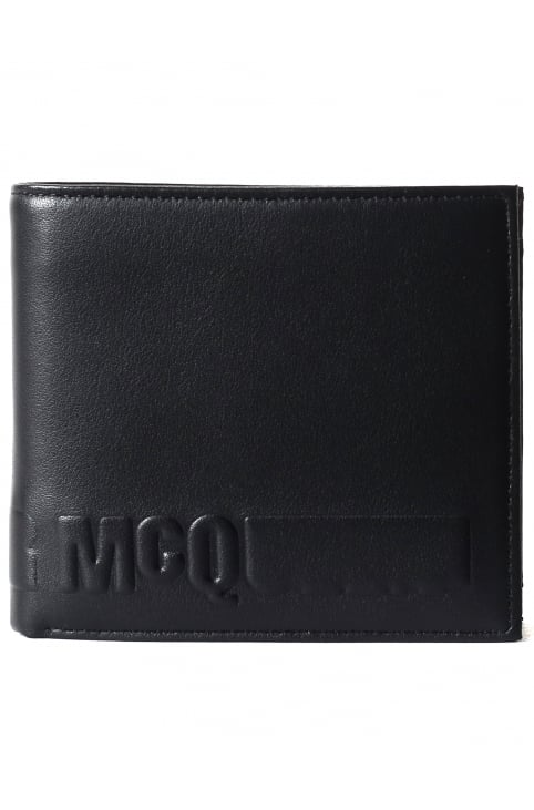Men's Folded Logo Wallet