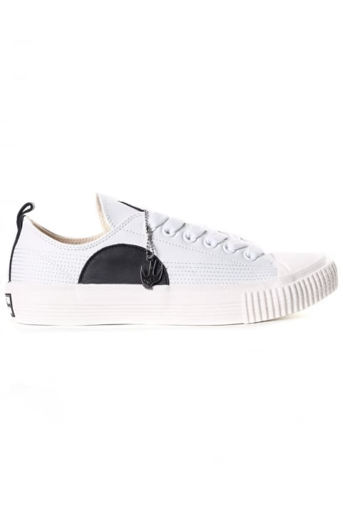 Men's Swallow Plimsolle Low Top Trainer
