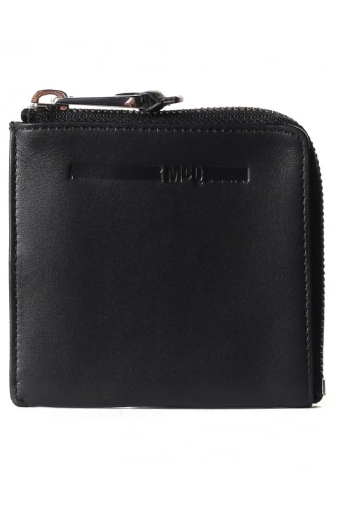 Men's Two Side Zip Wallet