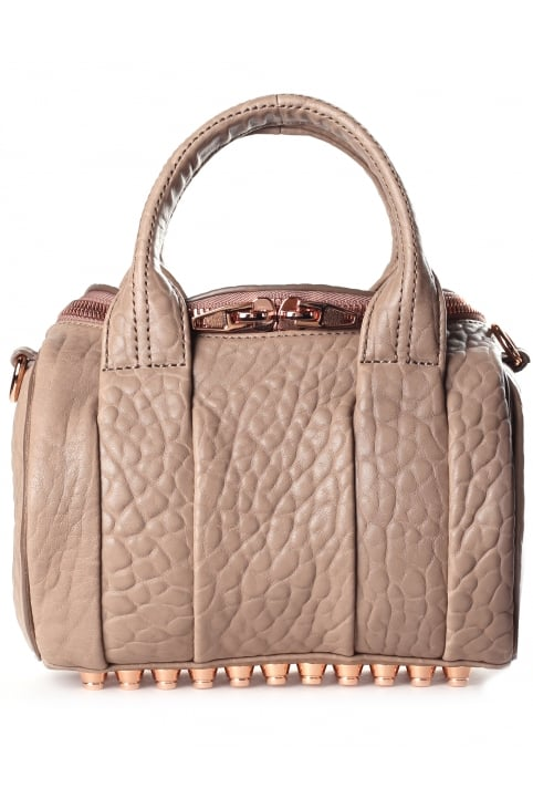 Women's Mini Rockie Bag Latte