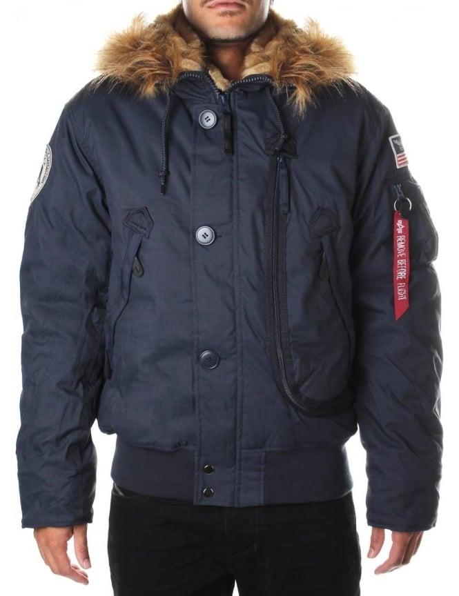 Alpha Industries Men's Polar SV Jacket