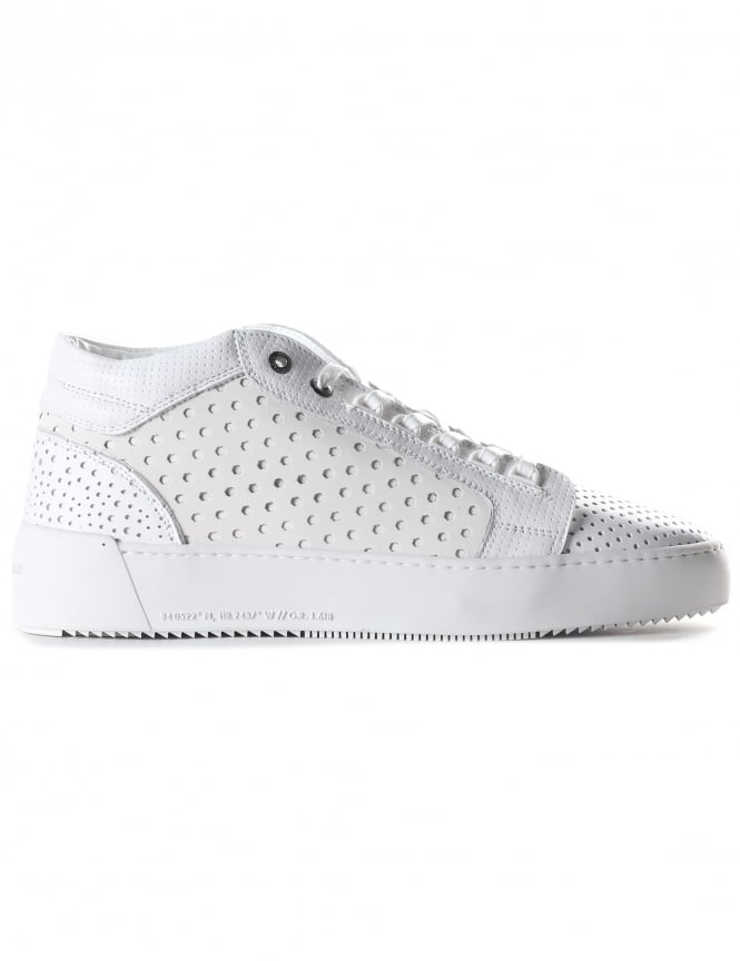 Android Homme 3M Propulsion Mid Top Men's Perforated Trainer