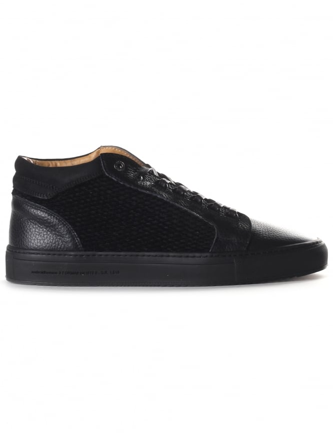 Android Homme Men's Propulsion Mid Quilted Velvet Trainer