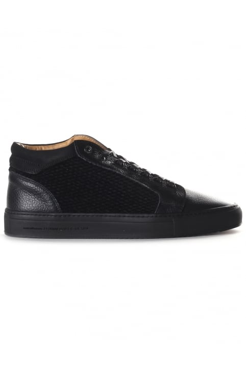 Men's Propulsion Mid Quilted Velvet Trainer