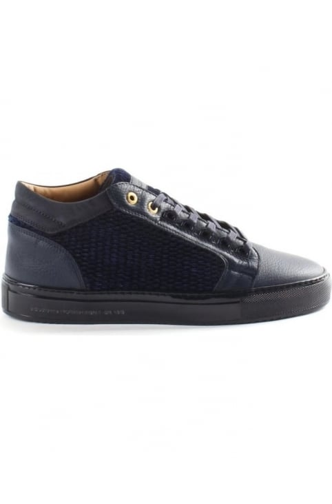 Men's Propulsion Mid Stretch Quilted Trainer