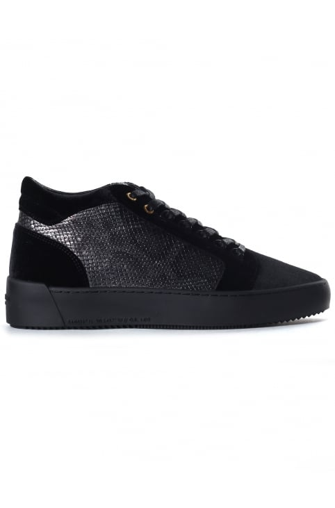 Men's Propulsion Mid Velvet Nubuck Trainer