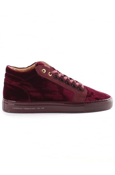 Men's Propulsion Mid Velvet Trainer