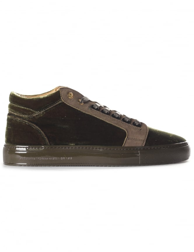 Android Homme Men's Propulsion Mid Velvet Trainer