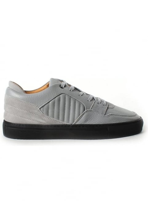 Omega Low Men's Side Quilt Low Trainer