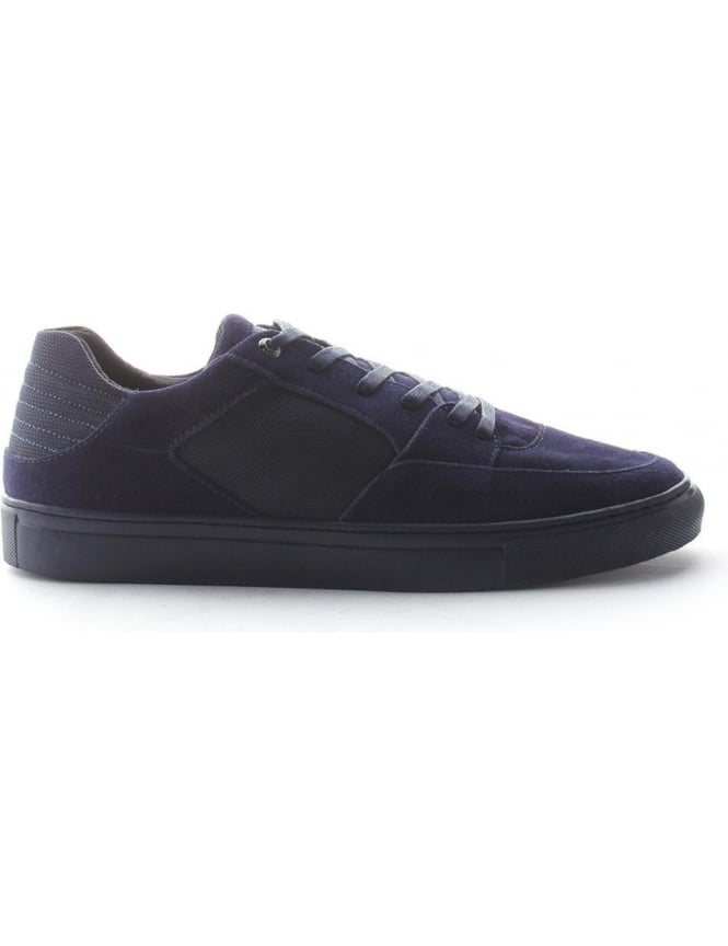 Android Homme Omega Men's Suede Trainer