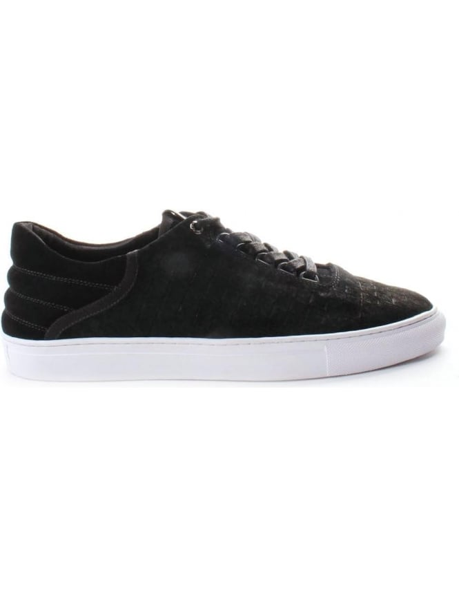 Android Homme Propulsion Lo Top Men's Woven Suede Trainer