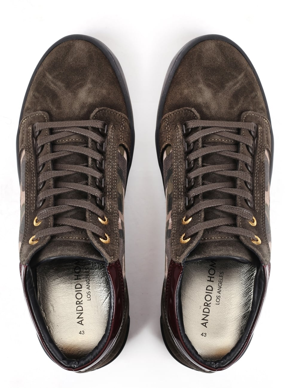 2f885c8f8978 Android Homme Propulsion Mid Men s Camouflage Trainer