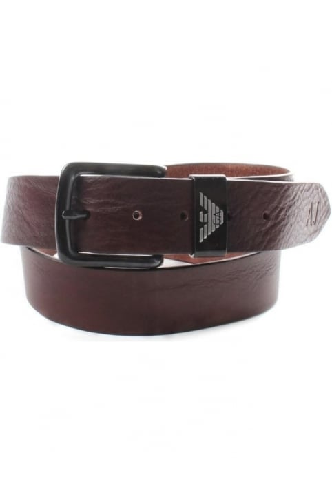 931011 Men's Metal Buckle Belt