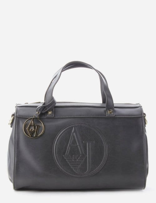 9cd7177b2f0d Armani Jeans   39 AJ  39  Logo Barrel Bag ...