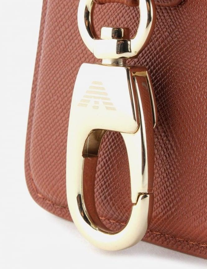 72dfc458f0 ... Armani Jeans 'AJ' Logo Women's Phone Case Brown. Tap image to zoom.  'AJ' Logo Women' ...