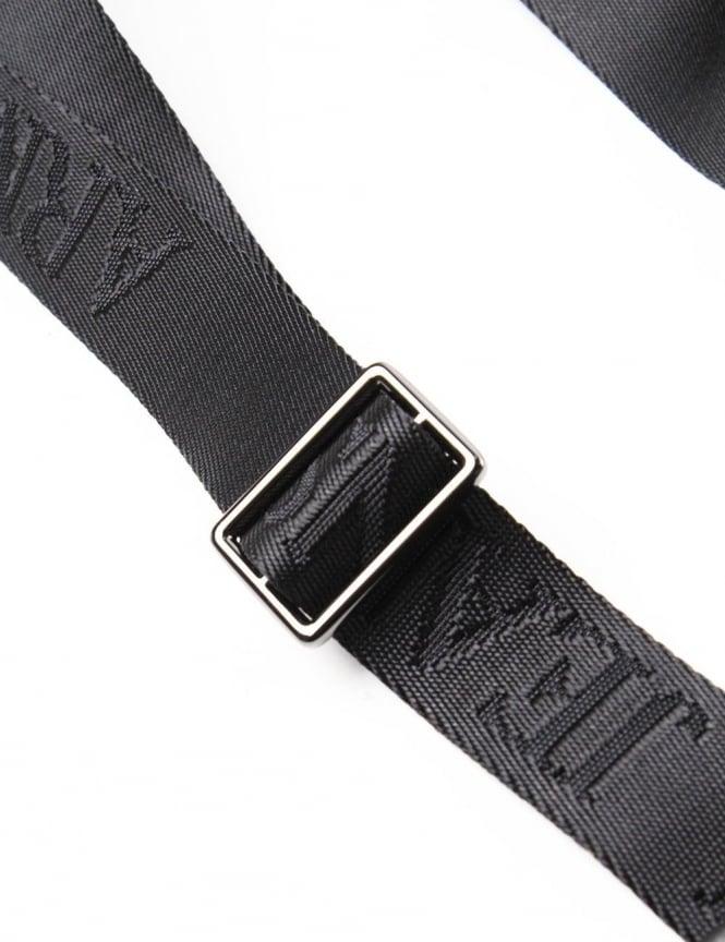 2a60e09b9180 DSQUARED2 WV11EA 912790522. armani jeans flat mens crossbody bag black