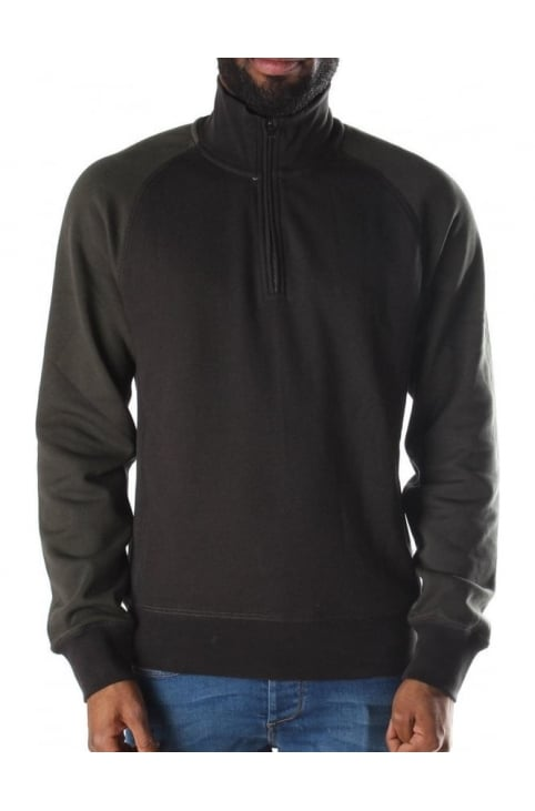 Half Zip Men's Pullover Sweat